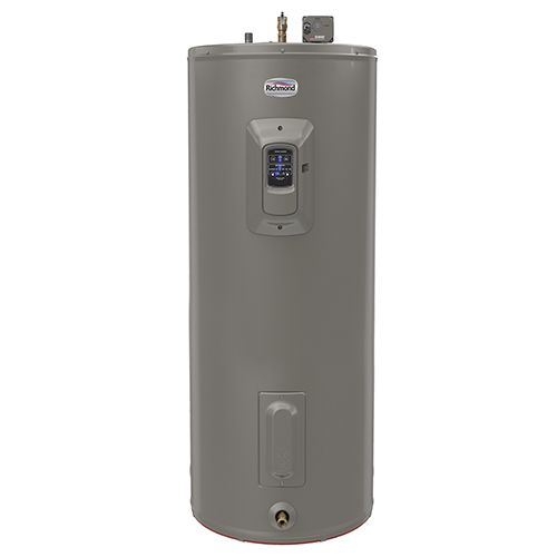 Richmond 50 Gallon Tall 12 Year Smart Electric Water Heater 12E50DCS