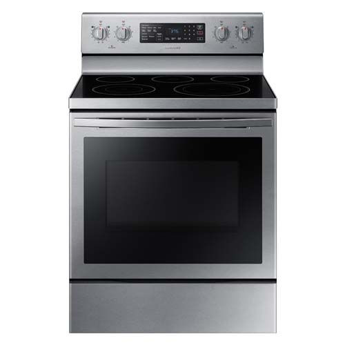 Samsung Freestanding Electric Range with Air Fry & Convection